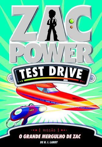 Imagem de Livro - Zac Power 15 - Treinamento Radical
