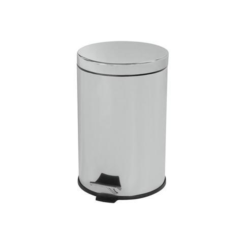 Imagem de Lixeira em Inox com Pedal 3 Litros Cromada
