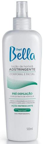 Imagem de Loção Adstringente de Hortelã Pré-Depilatória Depil Bella