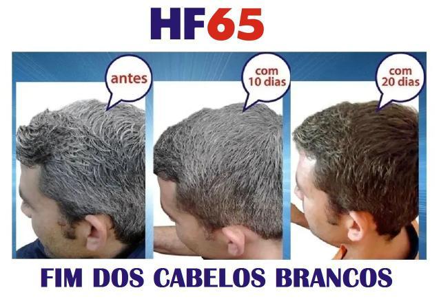 Imagem de Loção cremosa hf65 restauradora capilar tonalizante 120ml