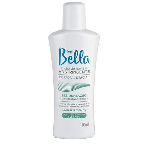 Imagem de Loção de Hortelã Adstringente Pré-depilação 140ml Depil Bella