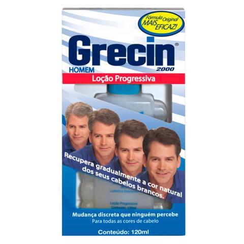 Imagem de Loção Homem Progressiva - Grecin 2000