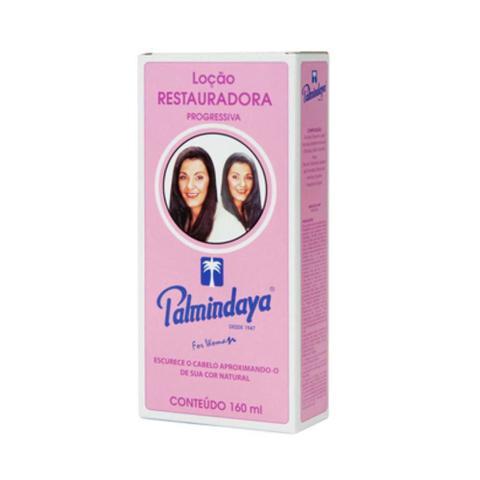 Imagem de Loção Restauradora Palmindaya For Woman 160ml