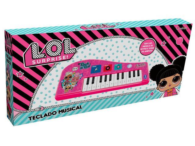 Imagem de LOL Surprise Piano da LOL Candide