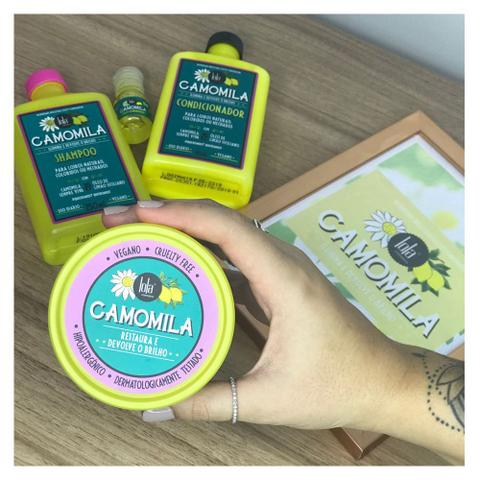 Imagem de Lola Cosmetics Camomila - Máscara Restauradora