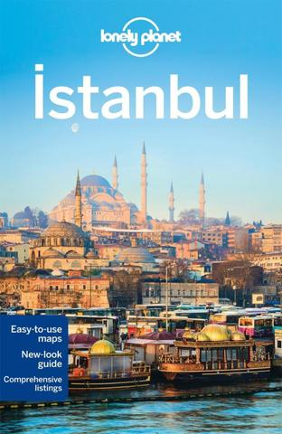 Imagem de Lonely Planet - Istanbul