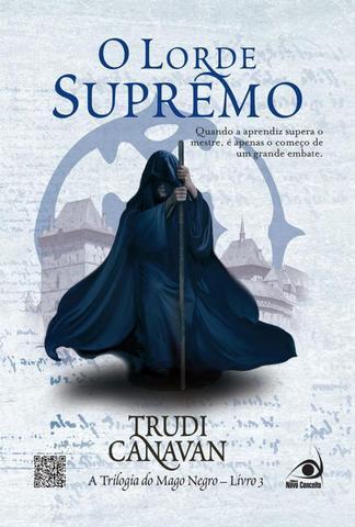 Imagem de Lorde Supremo, O:Quando A Aprendiz Supera O Mestre, E Apenas O Comeco De Um Grande Embate. - Volume