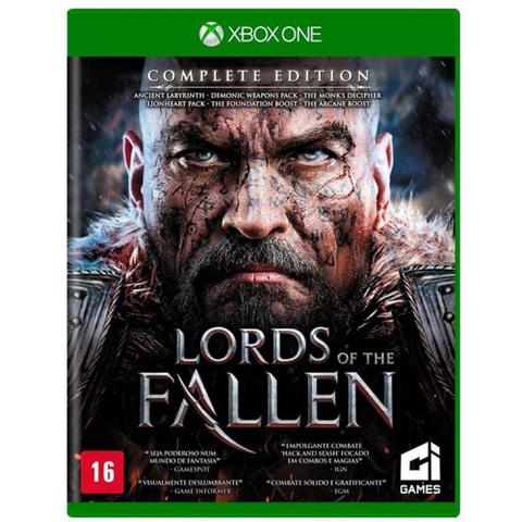 Jogo Lords Of The Fallen - Complete Edition - Xbox One - Bandai Namco Games