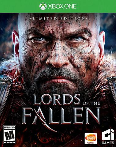 Jogo Lords Of The Fallen Limited Edition - Xbox One - Bandai Namco Games