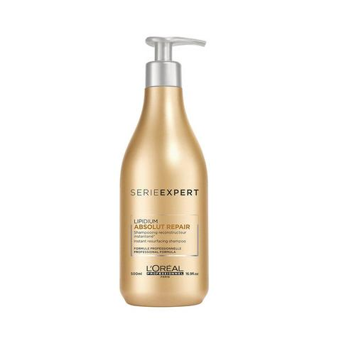 Imagem de Loreal absolut repair cortex lipidium shampoo 500ml
