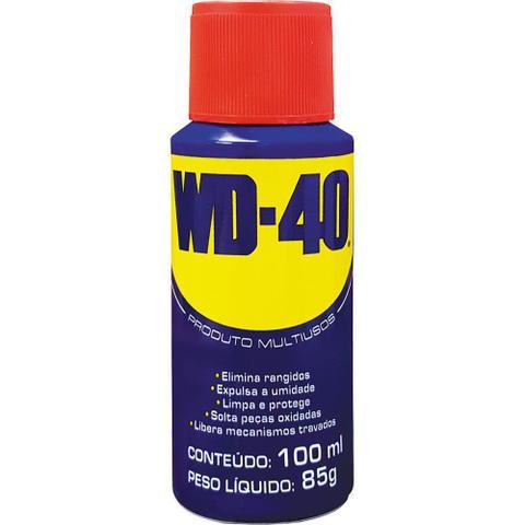 Imagem de Lubrificante Spray 100ml WD-40