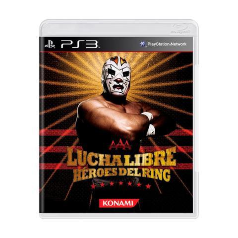 Imagem de Lucha Libre Héroes Del Ring