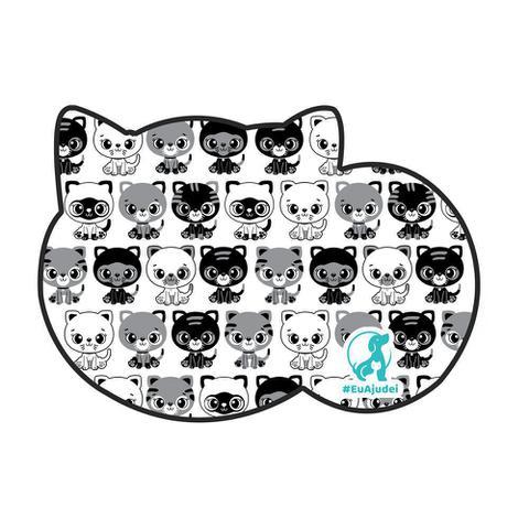 Imagem de Luisa Mell - Jogo Americano Gato - Cat Lovers