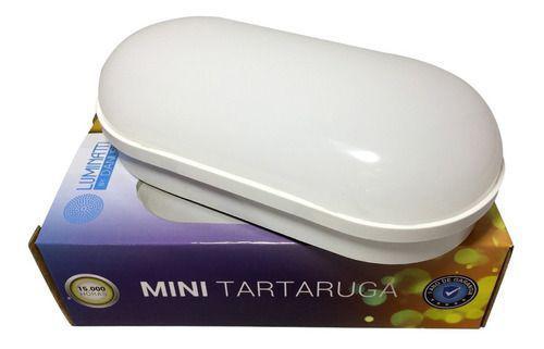 Imagem de Luminária Arandela Externa Led Mini Tartaruga 7w
