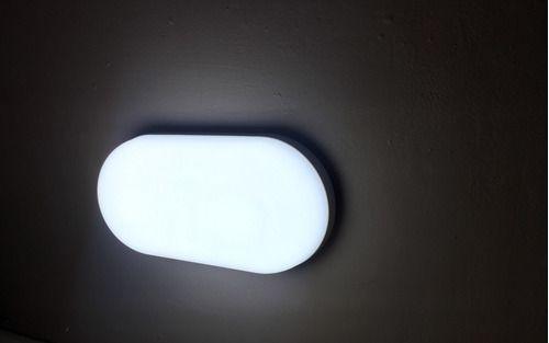Imagem de Luminária Arandela Tartaruga 8w Led Sobrepor Externa Ip65