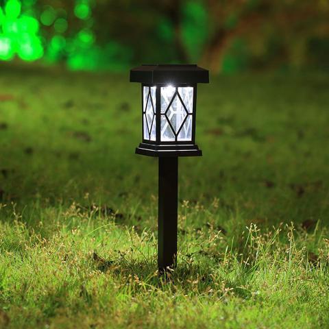 Imagem de Luminária Balizadora Solar - Lampião - DNI 6118