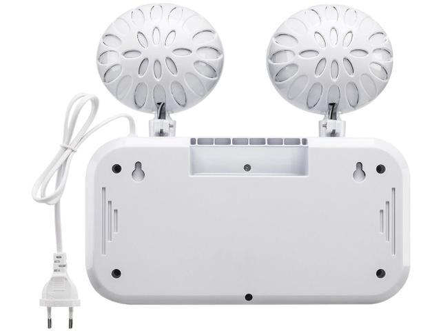 Imagem de Luminária de Emergência LED 1200 Lumens