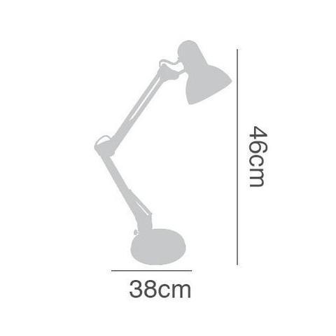 Imagem de Luminária de Mesa T51 - Preto