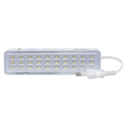 Imagem de Luminária Emergência Intelbras LEA 30 LEDS