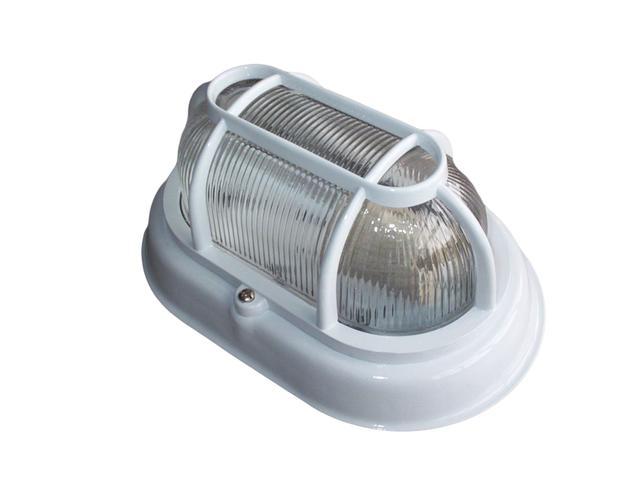 Imagem de Luminaria FM cod 542 Tartaruga Envolvente Aluminio  Branco