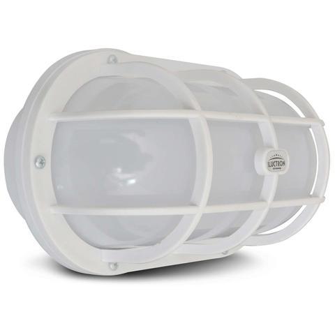 Imagem de Luminária LED Arandela Sobrepor 3000K 12W 127V-220V 1440 Lúmens Branco Quente Tipo Tartaruga