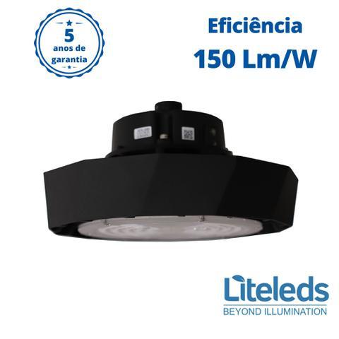 Imagem de Luminária Led High Bay Galpão Industrial 100w Liteleds