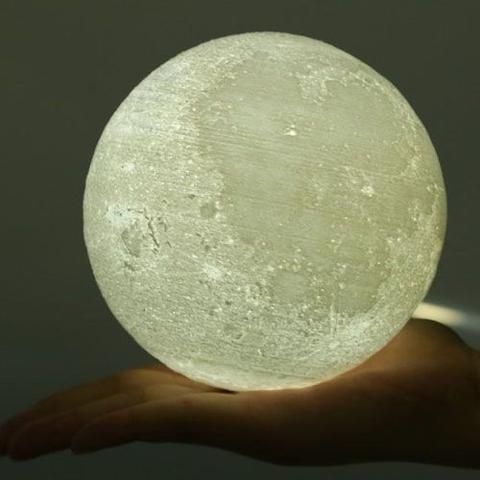Imagem de Luminária Lua Cheia - Moon Light