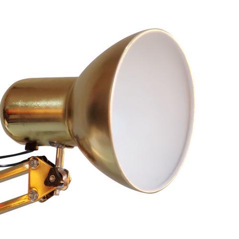 Imagem de Luminária Piso 1,90m Articulada Chão Pedestal Coluna Refletor Led Abajur Spot Gimpo MT-930B
