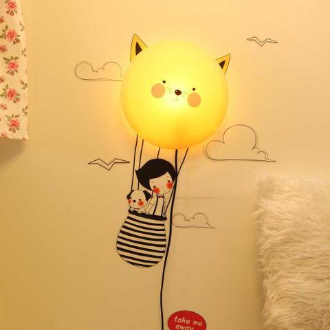 Imagem de Luminária Plafon infantil Cat 1 Lâmpada