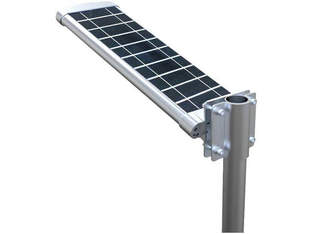 Imagem de Luminária Solar LED Luz Branca
