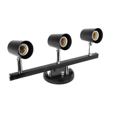 Imagem de Luminária spot trilho dital versatil para 3 lâmpadas