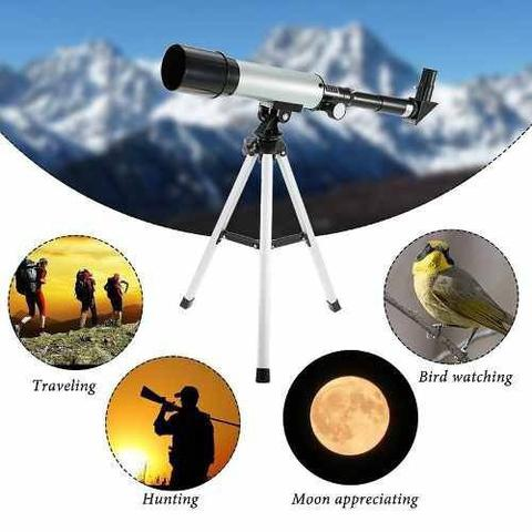 Imagem de Luneta Lunar Celeste e Terrestre Lente 6mm E 20mm - F36050tx