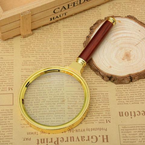Imagem de Lupa de Mão Magnifier Lente de 90mm