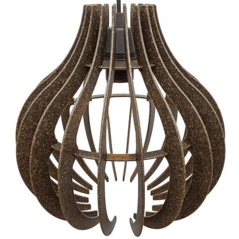 Imagem de Lustre luminária pendente ana maria - utron