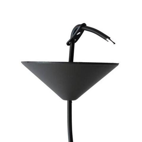 Imagem de Lustre Pendente Aramado Diamante Cobre - Design Estilo Industrial