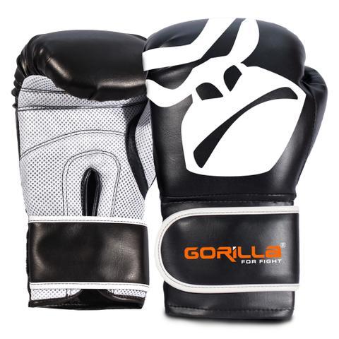 Imagem de Luva De Boxe Muay-Thai Profissional 14 Oz - Gorilla