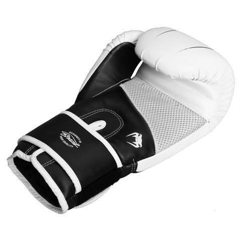 db892e6431 Luvas De Boxe E Muay Thai Venum New Elite Branca - Luvas e Faixas ...