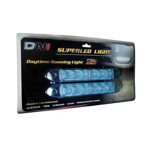 Imagem de Luz Diurna - DayLight DRL com 6 LEDs - 2 Unidades - DNI 2032