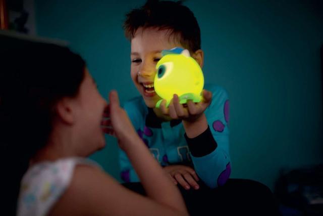Imagem de Luz Infantil Portátil Recarregável Philips Led Mike