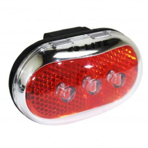 Imagem de Luz traseira Bike Q-Lite QL-231 Show Vista Light 3 Leds