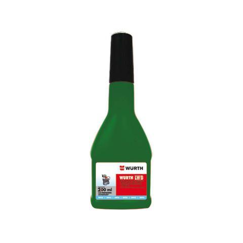Imagem de LWB Limpa Bico Injetor bicombustível Wurth - 200ML