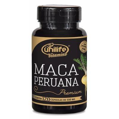 Imagem de Maca Peruana Premium 120 cápsulas Unilife