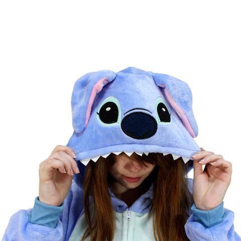 Imagem de Macacão Pijama Stitch Tamanho P Stitch 10070758
