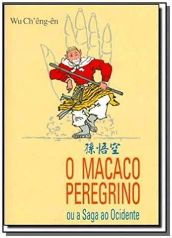 Imagem de Macaco peregrino ou a saga ao ocidente, o - Horus Editora