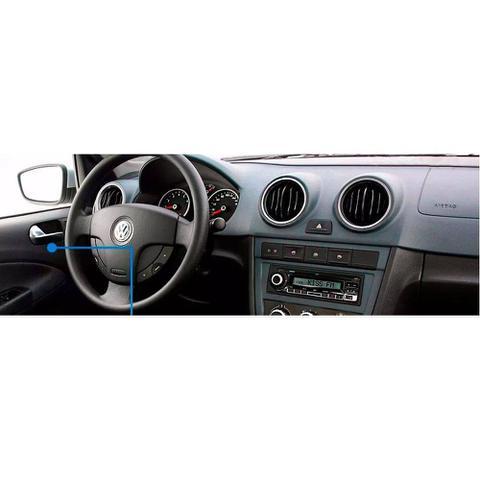 Imagem de Maçaneta Interna Cromada Gol G5 Saveiro Voyage 2 Portas Volkswagen