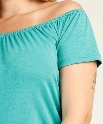 Imagem de Macaquinho Plus Size Feminino Ciganinha