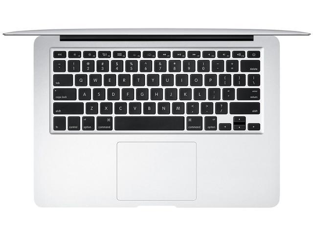"Imagem de MacBook Air LED 13"" Apple MQD32BZ/A Prata"