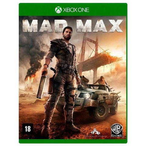 Jogo Mad Max - Xbox One - Warner Bros Interactive Entertainment