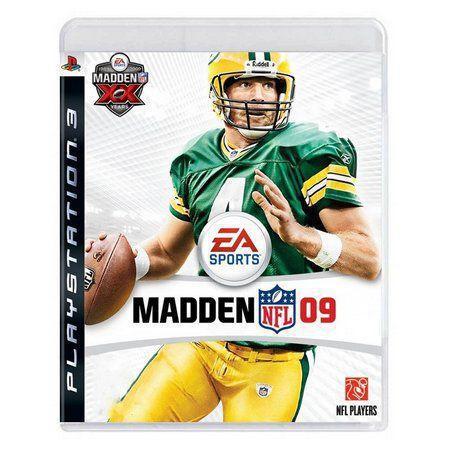 Jogo Madden Nfl 09 - Playstation 3 - Ea Sports