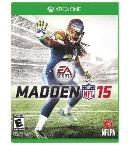Jogo Madden Nfl 15 - Xbox One - Ea Sports